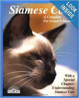 Understanding Siamese Cats Book Cover